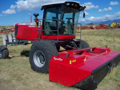 2013 Massey Ferguson 9770 Swathers ( Hay And Forage Equipment )