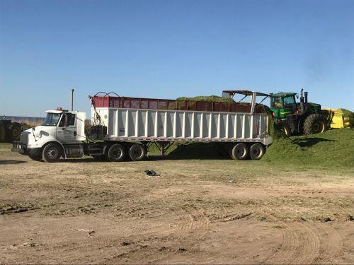 Harvesting Truck And Trailer For Sale $65000 ( Trucks )